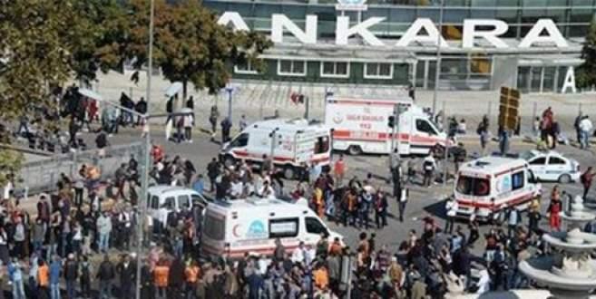 Ankara katliamına yayın yasağına AB'den açıklama