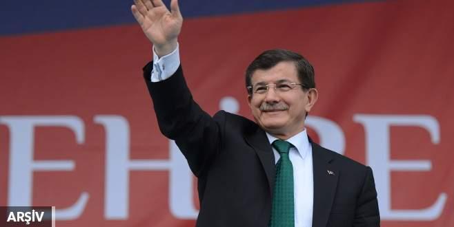 Başbakan Davutoğlu Bursa'da