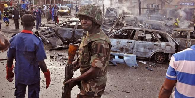 Canlı bomba dehşeti: 64 ölü