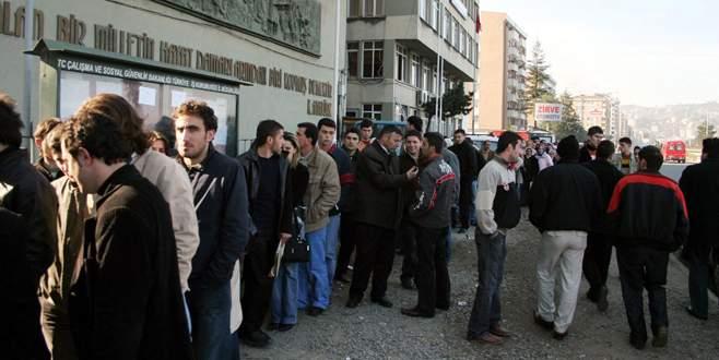 Dünyada 202 milyon işsiz var