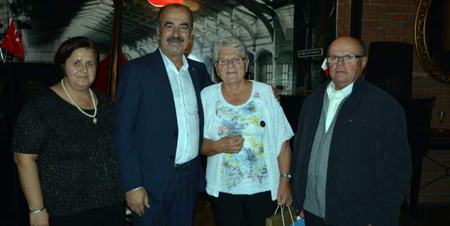 Kardeşşehir'den Türkyılmaz'a ziyaret