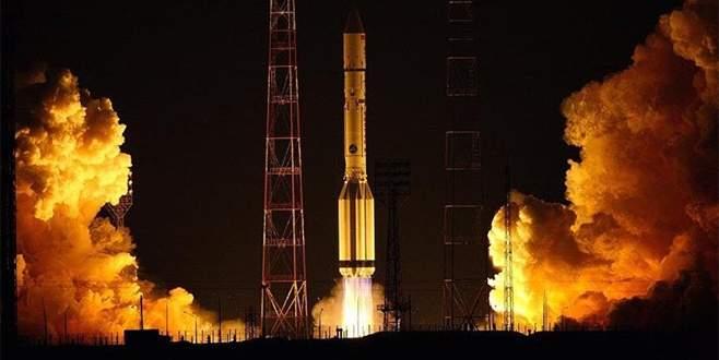 Türksat 4B uydusundan ilk sinyal