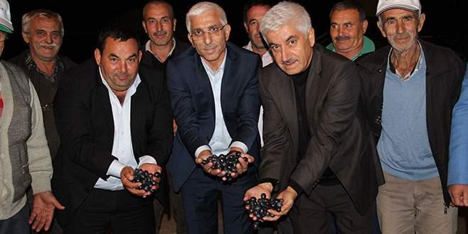 Başkan Asa: 'Kotayı üretici bitirecek'