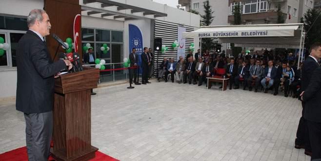 Bursa'ya 2 milyon TL'lik yatırım