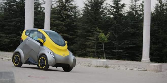 Hacettepe Teknokent'ten İHA ve elektrikli otomobil