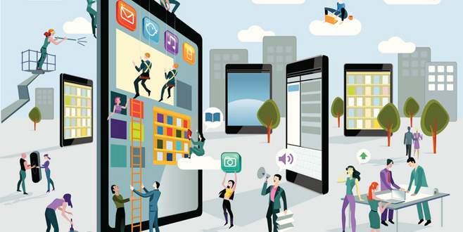 Türkiye'nin dijital reklam pazarı büyüyor