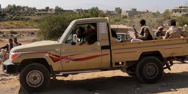 Yemen'deki çatışmada 9 militan öldü