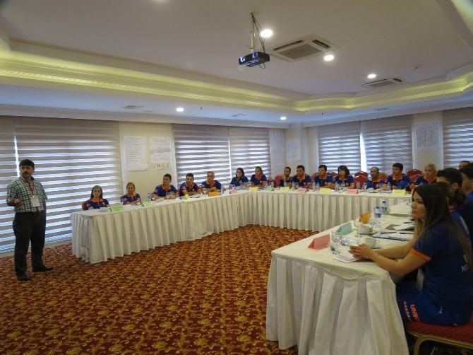 Doğu Akdeniz Bölge UMKE Temel Eğitimi