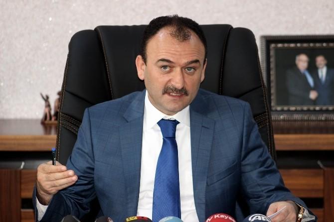 İl Milli Eğitim Müdürü Bilal Yılmaz Çandıroğlu'nun Açıklaması