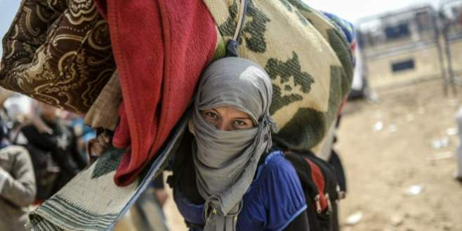 '3 günde en az 70 bin kişi göç etti'