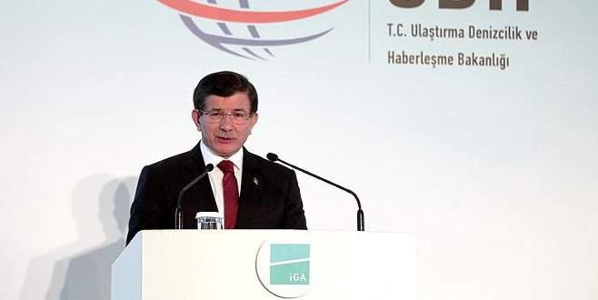'Türkiye'nin hiçbir projesi yarım kalmayacak'