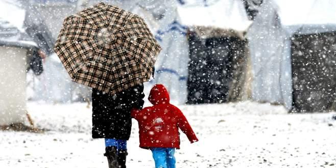 Dikkat! Son yılların en soğuk kışı geliyor!