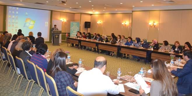 Kanser Bursa'da masaya yatırıldı