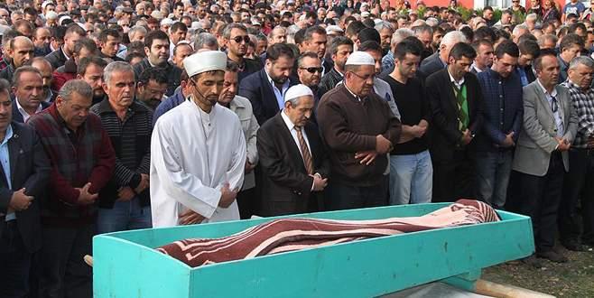 'Ankaralı Namık'ın cenazesi toprağa verildi