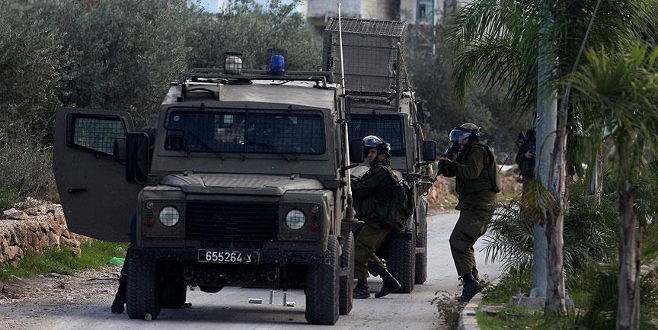 İsrail askerleri Hamas Milletvekili Yusuf'u gözaltına aldı