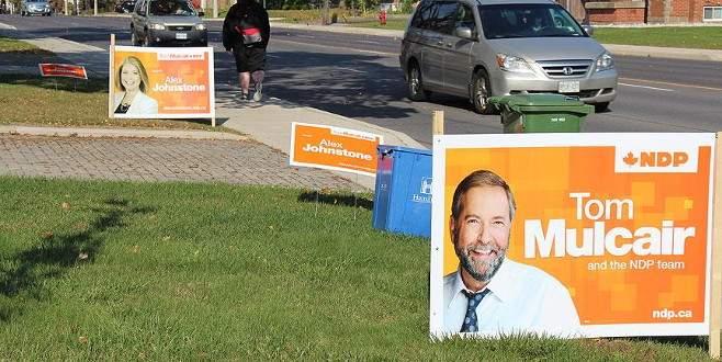 Kanada'da Liberal Parti tek başına iktidar