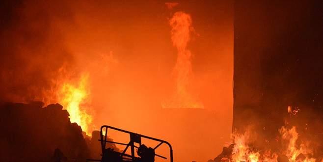 Almanya'da yabancıların kaldığı binada yangın: 4 ölü