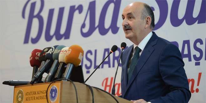 'Bursa'nın en önemli ayaklarından biri Balkanlar olacak'