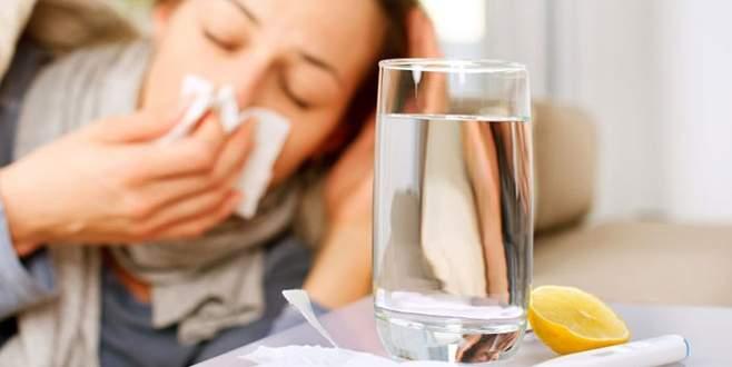 Dikkat, grip mevsimine girdik!