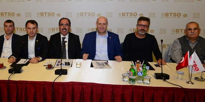 Bursa'da yeni bir fuar doğacak