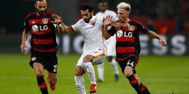 Bayer Leverkusen 4-4 Roma
