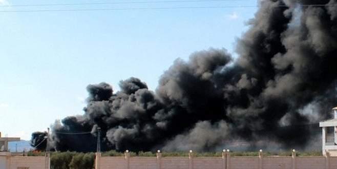 Çin'de kimyasal tesiste patlama