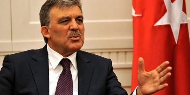 Abdullah Gül: Bana atfedilen o ifadeler yalan