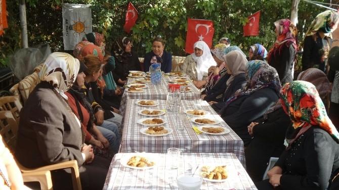 AK Parti Malatya Milletvekili Öznur Çalık: