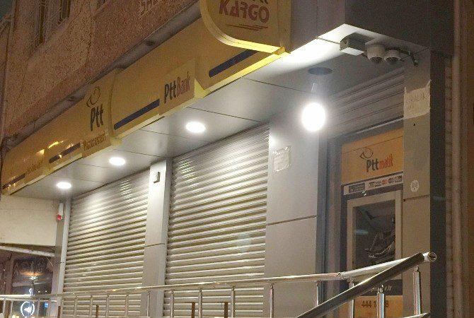 Teröristler Bu Kez ATM'yi Hedef Aldı