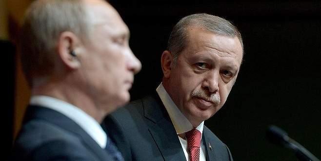 Erdoğan, Putin ile telefonda Esad'ın ziyaretini görüştü