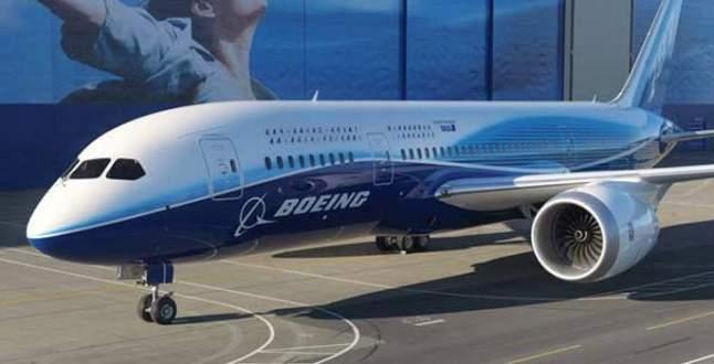 Boeing'in net kârı yüzde 25 arttı