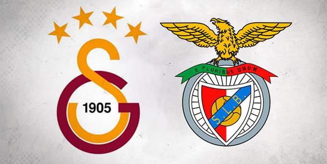 Benfica'dan, Galatasaray'a tarihi fark