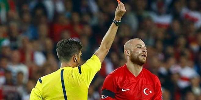 UEFA'ya Gökhan Töre başvurusu