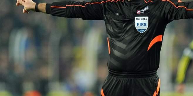 İşte Fenerbahçe-Galatasaray derbisinin hakemi