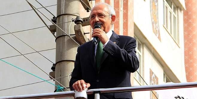 'Bu ülkenin sorunlarını en iyi çözen parti CHP'
