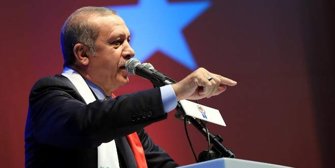 Erdoğan: 'Tabanı ibadet, ortası ticaret, tavanı ihanet'