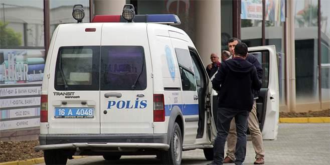 Bursa'da damat dehşeti!