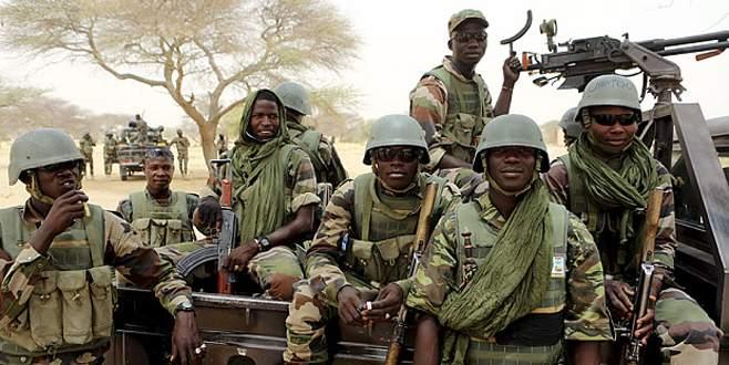 150 Boko Haram militanı öldürüldü