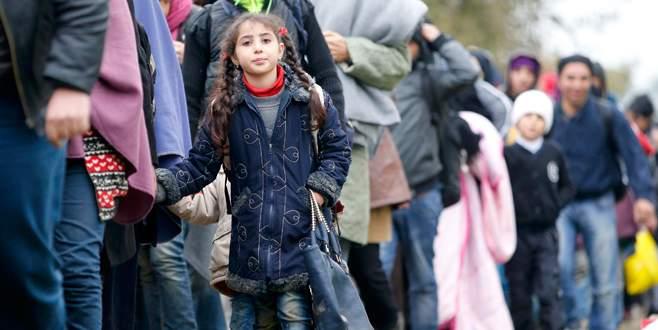 24 saatte 12 bin 600 göçmen
