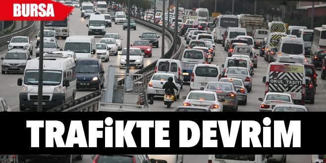 Trafikte devrim: EDS geliyor