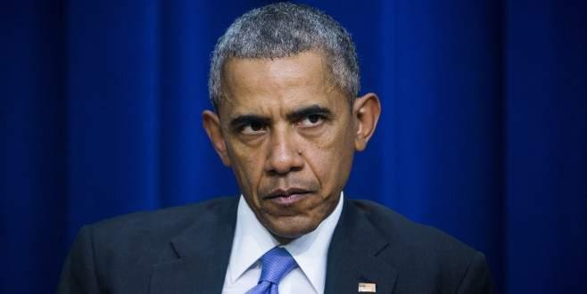 Obama, ABD polisine tepki gösterdi