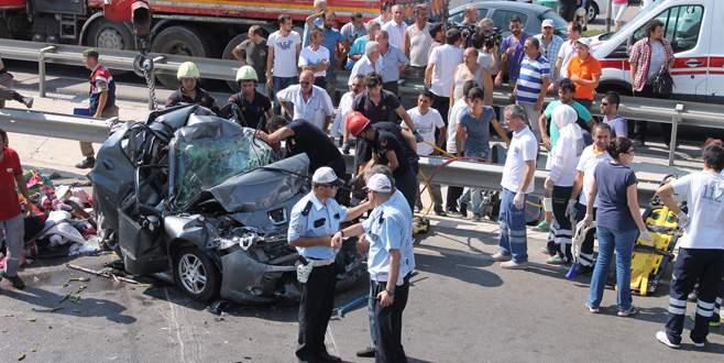 Feci kazadaki TIR sürücüsüne 15 yıla kadar hapis istemi