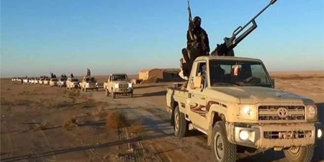 Irak'tan Rusya'ya 'IŞİD konvoylarını vur' izni
