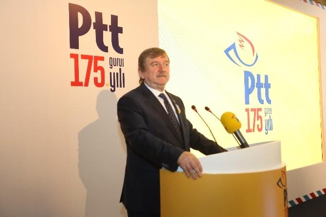 PTT'nin '175. Gurur Yılı'nda PTT Genel Müdür Harun Maden'den Önemli Açıklamalar