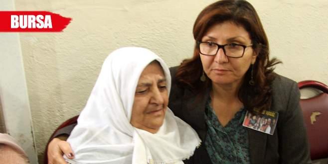 Barış mitinginde oğlunu kaybeden anne: 'Her şeye rağmen barış'