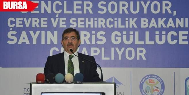 Bakan Güllüce: 'Nükleer santrale karşı çıkanlara şaşıyorum'