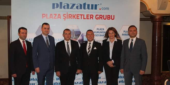 Plaza Turizm'den 'küresel' imza