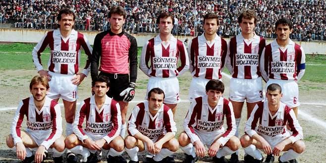 Bursa futbolunun acı kaybı
