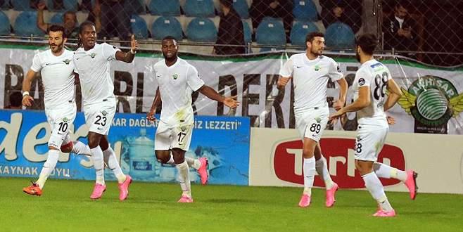 Çaykur Rizespor 0-2 Akhisar Belediyespor
