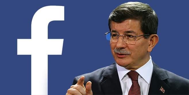 Davutoğlu, Facebook'tan soruları yanıtlayacak